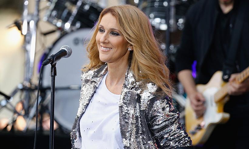 Céline Dion sorprende a sus seguidores con un regalo especial para navidad