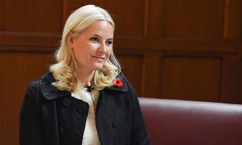 Mette-Marit de Noruega vuelve a cancelar su agenda por motivos de salud