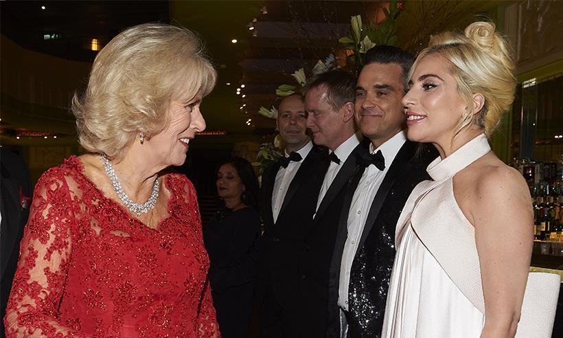 Esto es lo que la Duquesa de Cornwalltiene en común con Lady Gaga