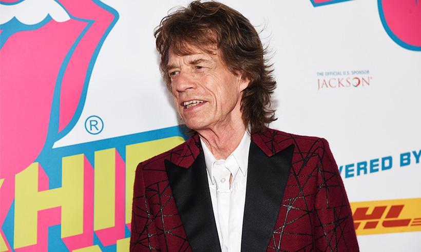 Mick Jagger le da la bienvenida a su octavo hijo a los 73 años
