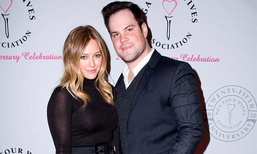 Hilary Duff sobre su ex Mike Comrie: 'Él es increíble, no escogería a nadie  más para tener un hijo'   Noticias - hola.com