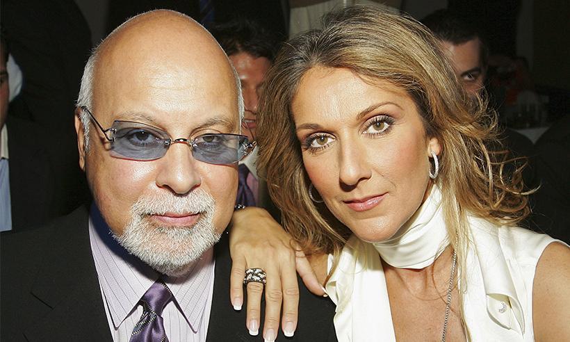 Céline Dion rinde un emotivo homenaje a René Angélil en su primer aniversario luctuoso