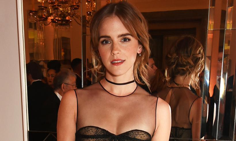 Emma Watson revela porqué rechazó el papel de Cenicienta
