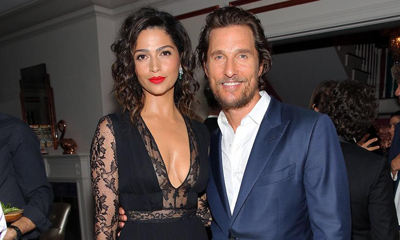 Mathew McConaughey recuerda la vez que su esposa Camila Alves lo rechazó