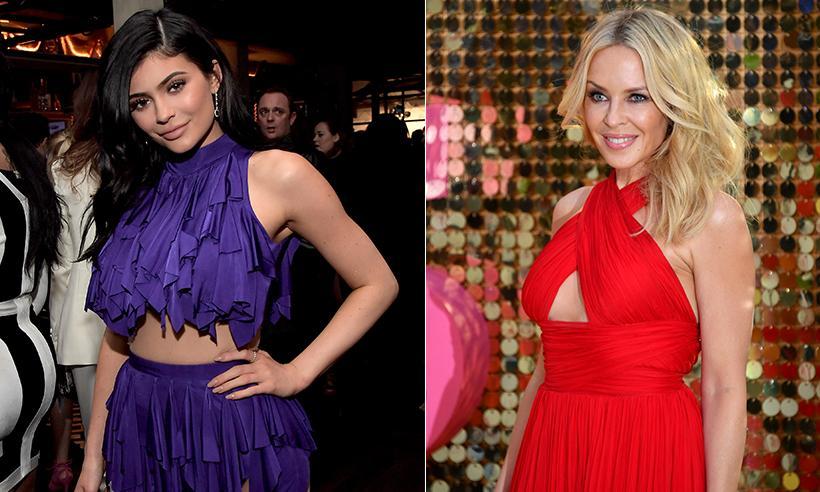 Kylie Minogue gana la batalla legal a Kylie Jenner por el uso comercial de su nombre