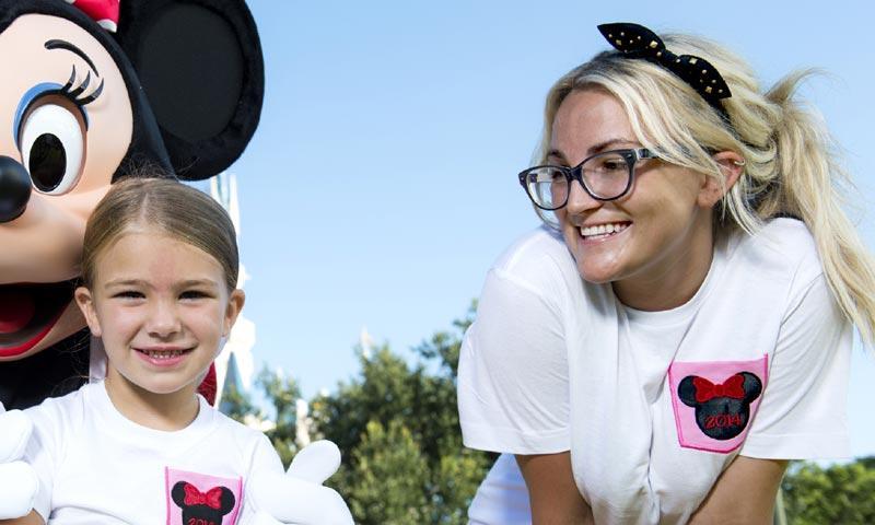 La hermana de Britney Spears estuvo presente durante el accidente de su hija Maddie
