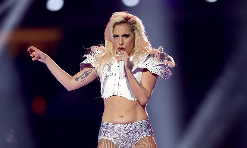 Lady Gaga responde a las críticas realizadas sobre su físico en el Super Bowl: 'Estoy orgullosa de mi cuerpo'