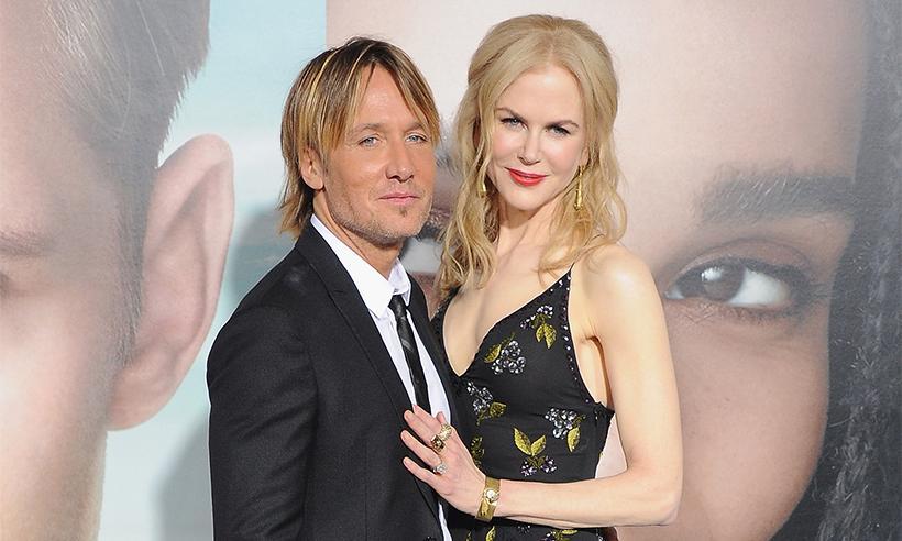 Nicole Kidman bromea sobre su primera fotografía junto a Keith Urban: '¿Cómo es que terminamos juntos?