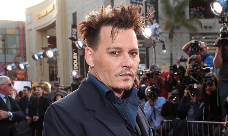 Johnny Depp podría estar en crisis financiera por gastar cerca de 40 millones de pesos en un mes