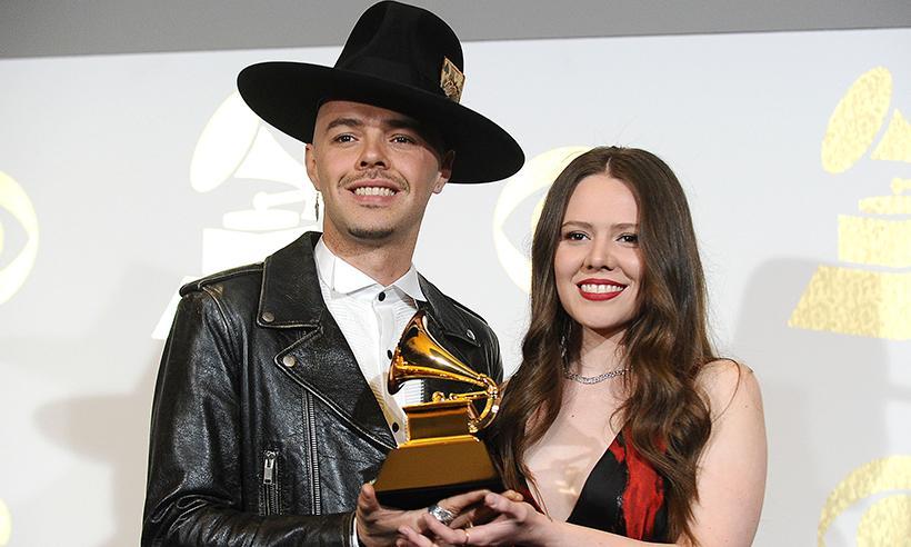 El conmovedor discurso de Jesse & Joy en los Grammys