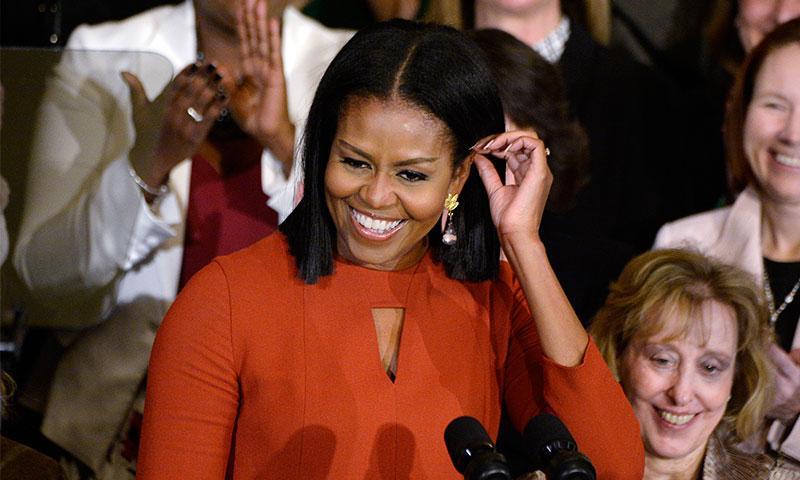 Michelle Obama participará en la próxima edición de MasterChef Junior con Gordon Ramsay