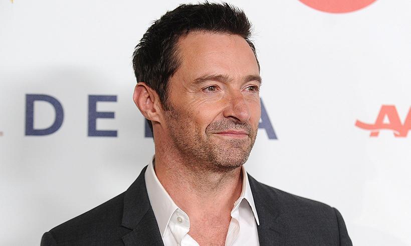 Hugh Jackman revela que le ha sido removido otro brote de cáncer del rostro