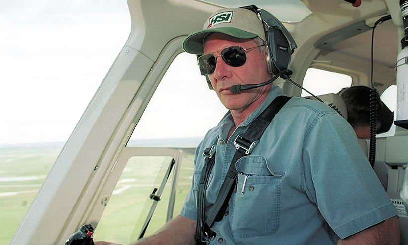 Harrison Ford, investigado por estar a punto de provocar un accidente aéreo