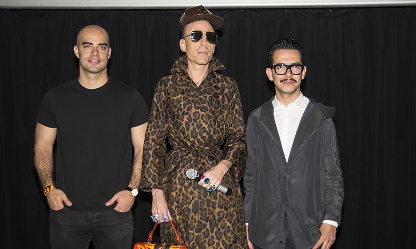 Manolo Caro, Marco Marcovich y Edy Smol presentan colección Spring in Fashion 2017