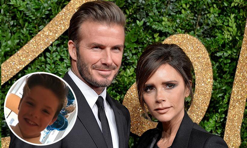 La tierna felicitación de David y Victoria Beckham a su hijo Cruz en su cumpleaños número 12