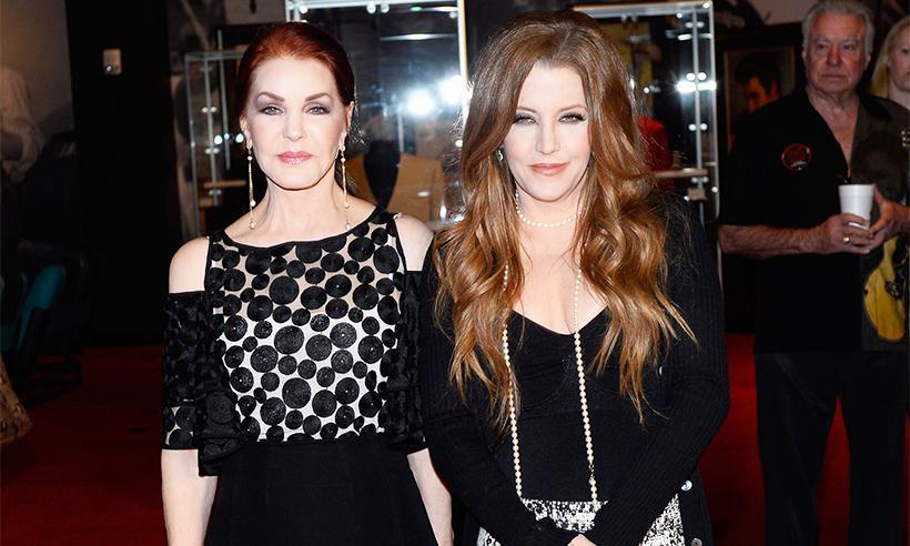 Priscilla Presley confirma que las gemelas de su hija Lisa Marie están bajo su cuidado