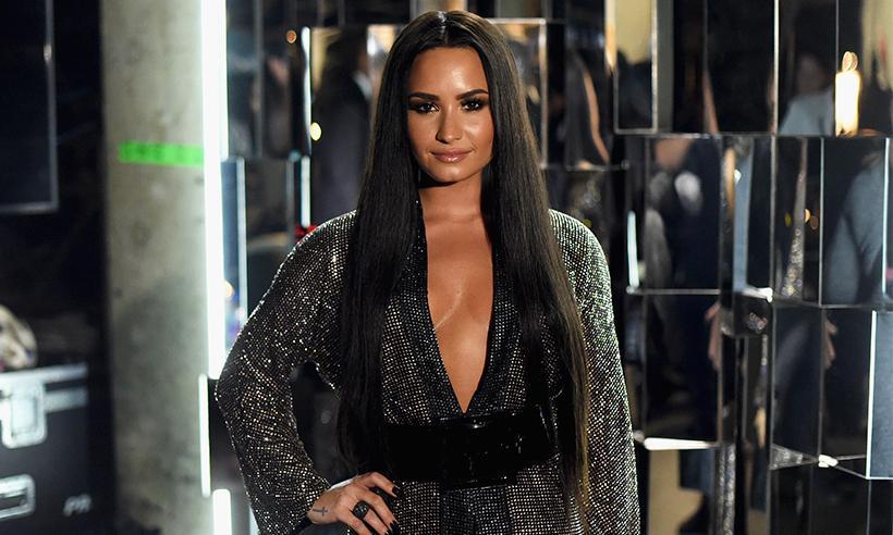 Esto es lo que siente Demi Lovato al ver sobre un ring a su novio Guilherme Vasconcelos