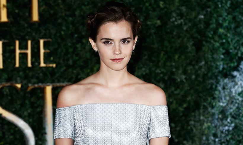 Emma Watson revela por qué no suele tomarse fotografías con sus fans