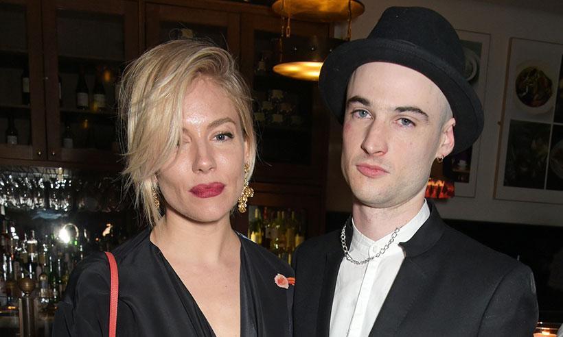 Sienna Miller sobre su relación con su ex Tom Sturridge: 'Todavía nos amamos el uno al otro'