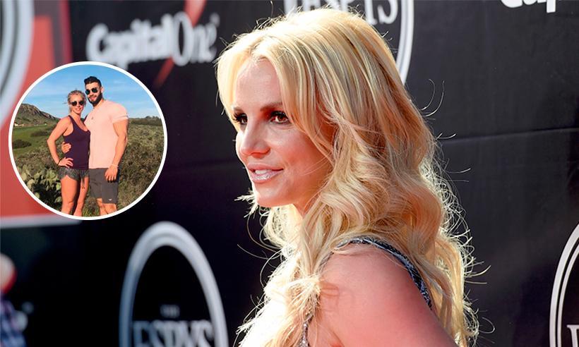 Britney Spears envía un tierno mensaje a su novio Sam Asghari en su cumpleaños 23