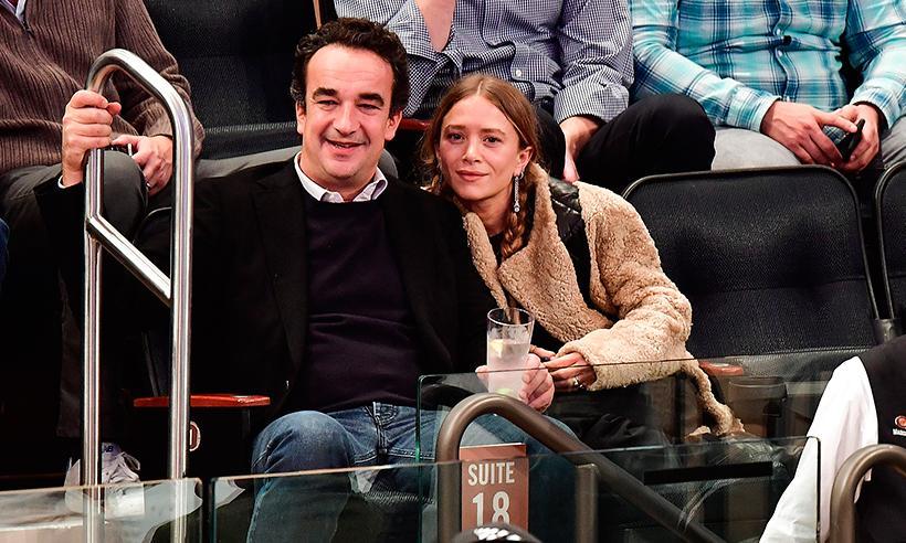 Mary-Kate Olsen habla por primera vez sobre su vida de casada al lado de Oliver Sarkozy