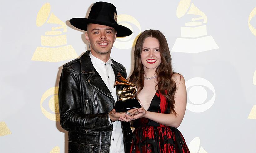 Jesse & Joy sobre la especial dedicatoria de su premio Grammy: 'Se sintió como si papá estuviera ahí'