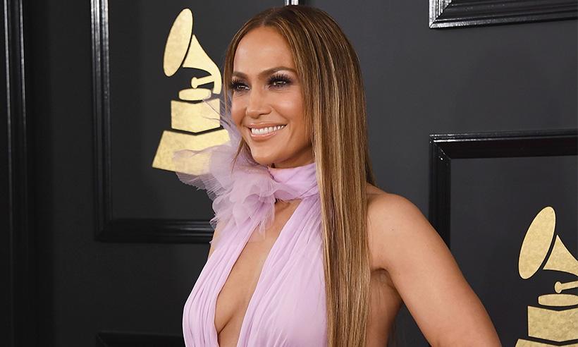 La fotografía que Jennifer Lopez compartió de su nueva pareja en Instagram y luego eliminó