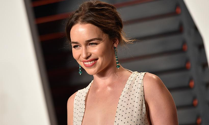 Emilia Clarke se convierte en el nuevo rostro de Dolce & Gabbana