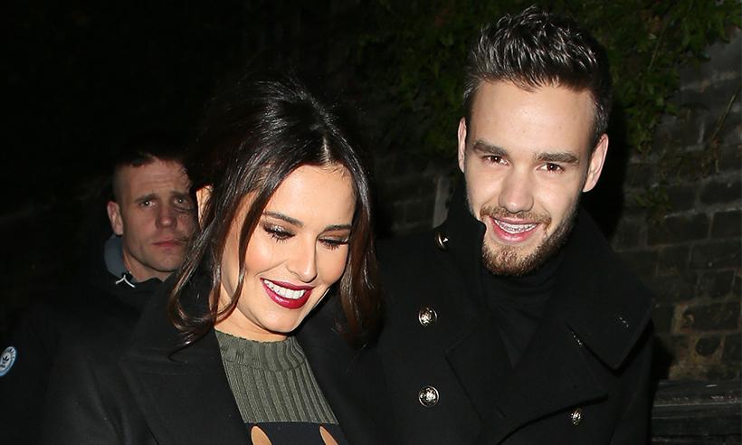 Liam Payne habla por primera vez de su relación con Cheryl: 'Estamos muy felices'