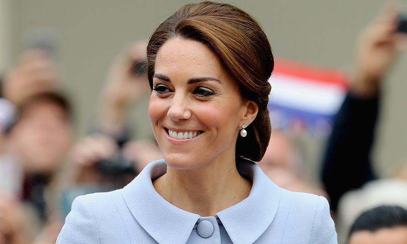 La Duquesa de Cambridge visitará Luxemburgo por el 150 aniversario del Tratado de Londres