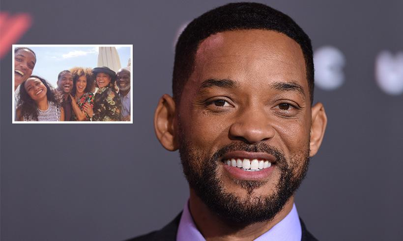 Will Smith comparte otra imagen de la reunión del elenco de The Fresh Prince of Bel-Air