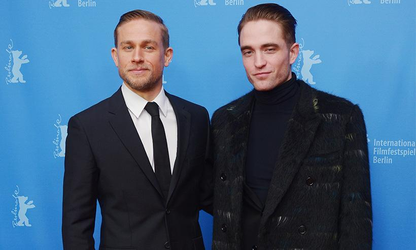 Charlie Hunnam habla de la 'fría' relación de trabajo que sostuvo con Robert Pattinson