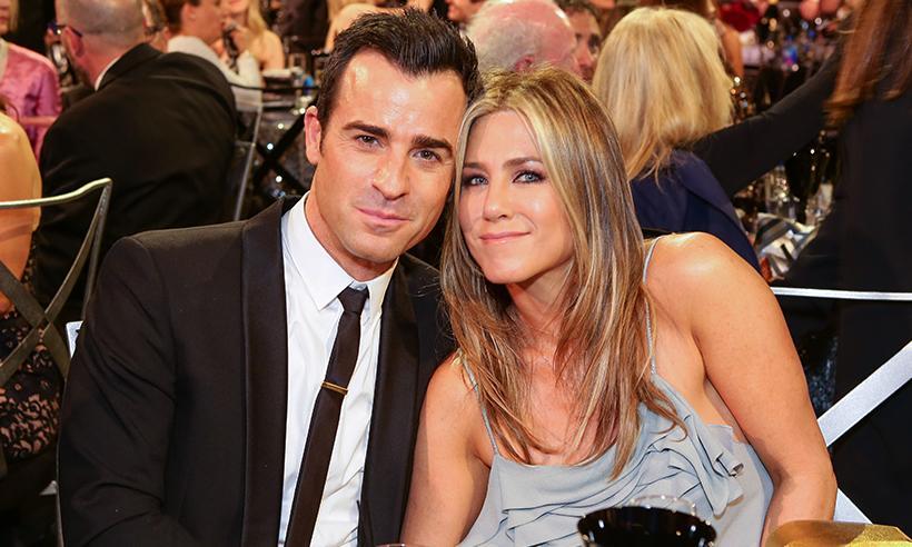 Esta es la razón por la que Justin Theroux no le regala joyas a Jennifer Aniston