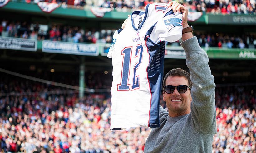 Tom Brady finalmente se reencuentra con sus jerseys robados del Super Bowl