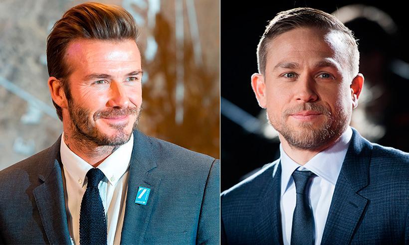Charlie Hunnan, el fan número uno de David Beckham: 'Es alguien realmente genial'