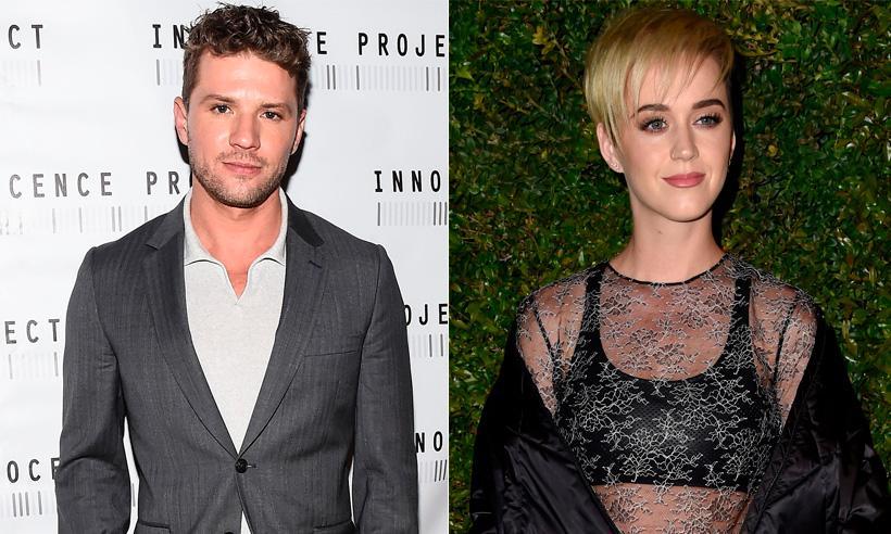 Esto es lo que Ryan Phillippe tiene que decir de su supuesto 'romance' con Katy Perry