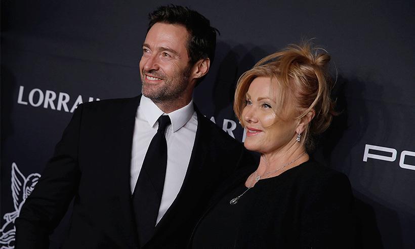 Hugh Jackman y Deborra–Lee Furness celebran 21 años de matrimonio