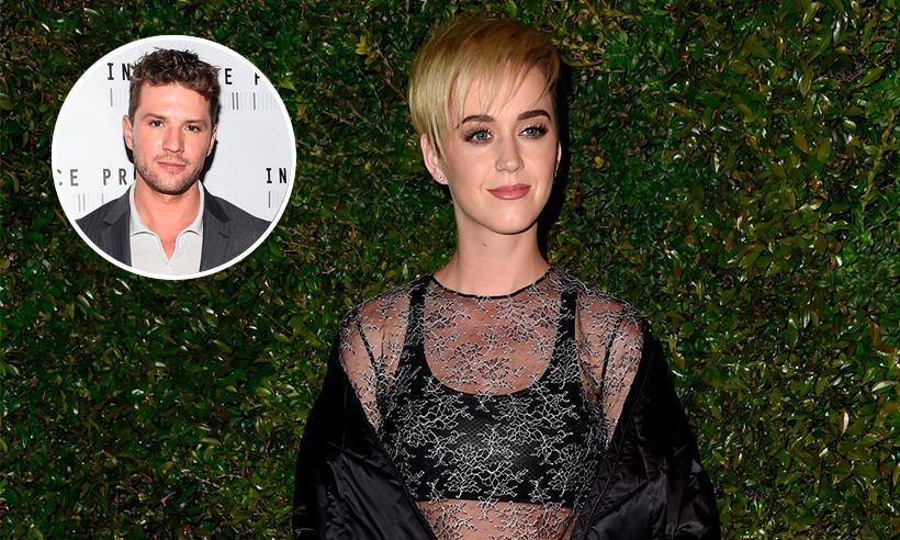 La divertida respuesta de Katy Perry a Ryan Phillippe sobre su supuesta relación