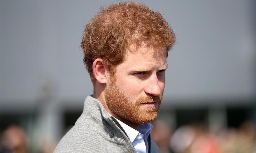 El Príncipe Harry revela que buscó ayuda profesional para superar la muerte de la Princesa Diana