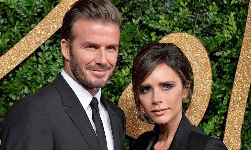 Victoria Beckham, presume el buen estado físico de su esposo David: 'Aún lo tiene'