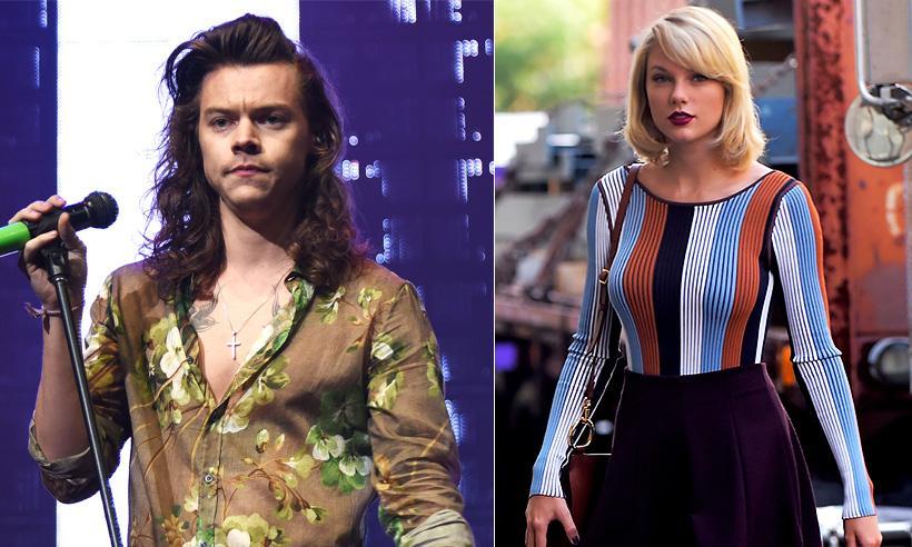 Harry Styles finalmente habla de su relación con Taylor Swift