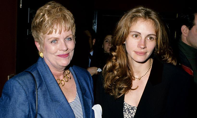 Julia Roberts habla de su madre Betty a dos años de su muerte: 'Pienso en ella todo el tiempo'