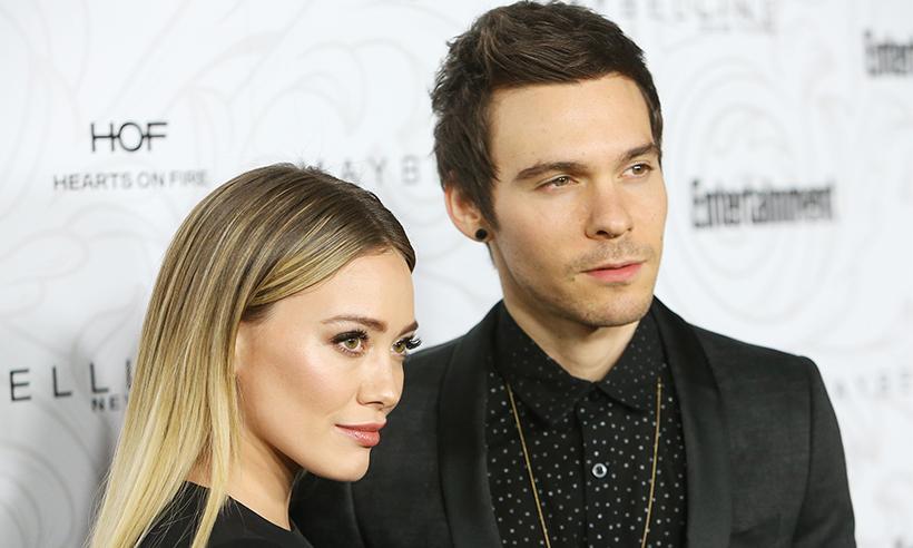 Hilary Duff termina su noviazgo con el músico Matthew Koma