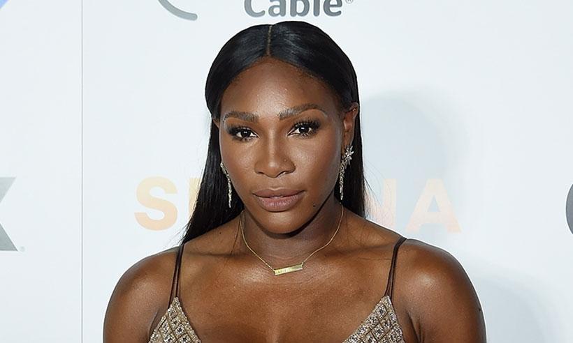 Serena Williams le envía una carta a su bebé que está por nacer: 'No puedo esperar para conocerte'