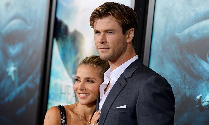 El ingenioso cumplido de Chris Hemsworth al ver la espectacular figura de Elsa Pataky