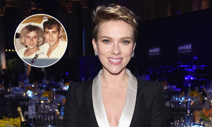 Scarlett Johansson quiere reunirse con la abuelita que era idéntica a ella en su juventud
