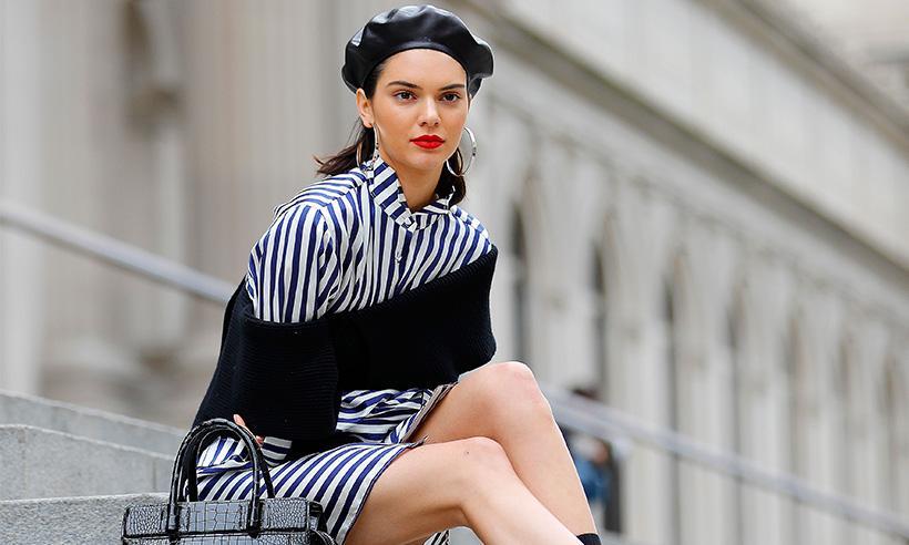Kendall Jenner revela en qué tipo de sesiones fotográficas le gustaría participar en el futuro