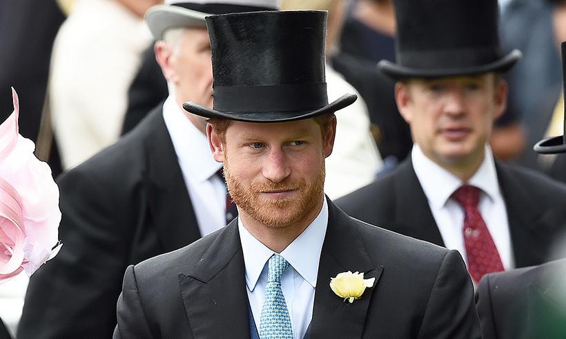 El Príncipe Harry seráanfitrión de la primera fiesta de jardín del Palacio de Buckingham