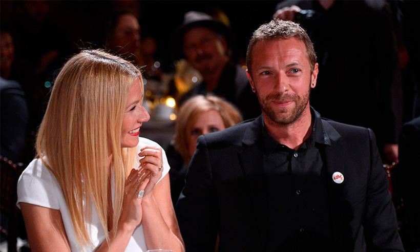 Gwyneth Paltrow y Chris Martin, juntos nuevamente para una celebración muy especial