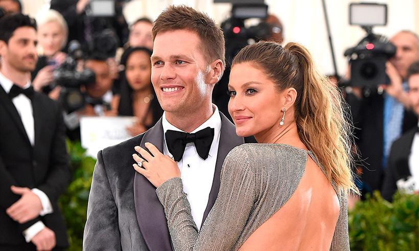 Gisele Bündchen revela que Tom Brady ha sufrido numerosas conmociones cerebrales